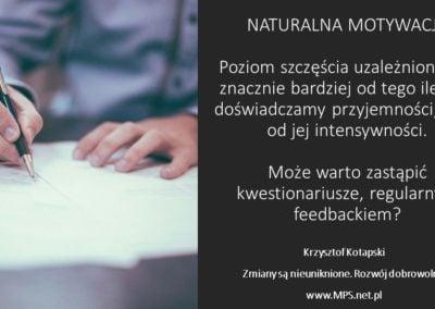 Naturalna motywacja